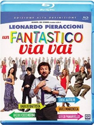 UN FANTASTICO VIA VAI (BLU-RAY)