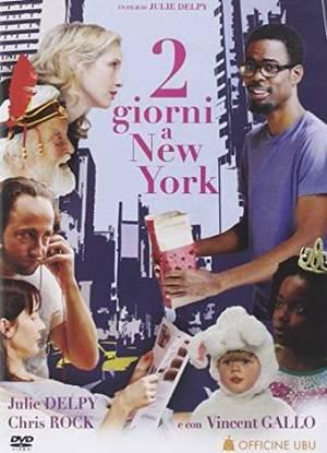 2 GIORNI A NEW YORK (DVD)