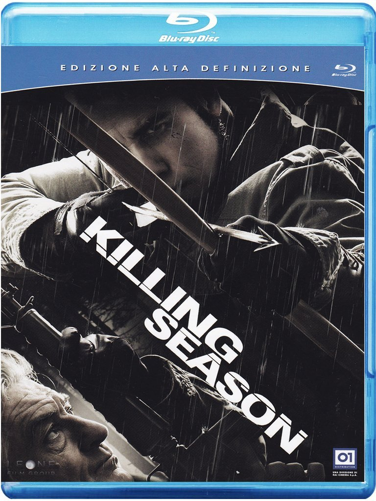 KILLING SEASON (BLU RAY)
