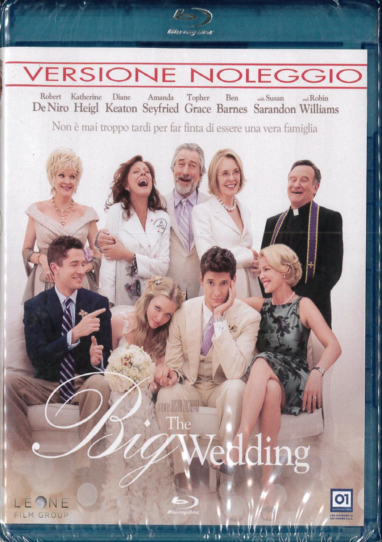 THE BIG WEDDING (BLU-RAY) - VERSIONE NOLEGGIO