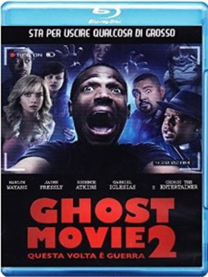 GHOST MOVIE 2 - QUESTA VOLTA E' GUERRA (BLU-RAY)