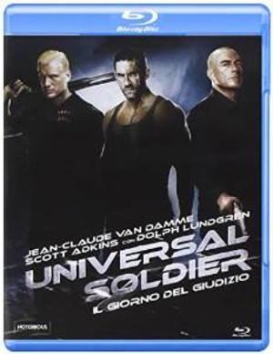 UNIVERSAL SOLDIER - IL GIORNO DEL GIUDIZIO (BLU RAY)