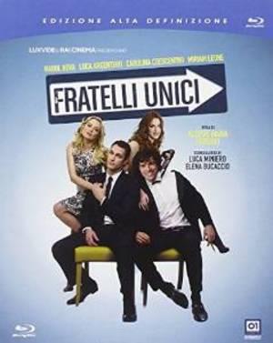 FRATELLI UNICI (BLU RAY)