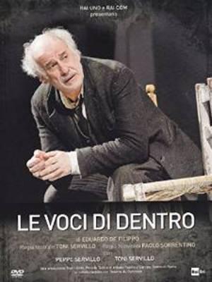 LE VOCI DI DENTRO (DVD)