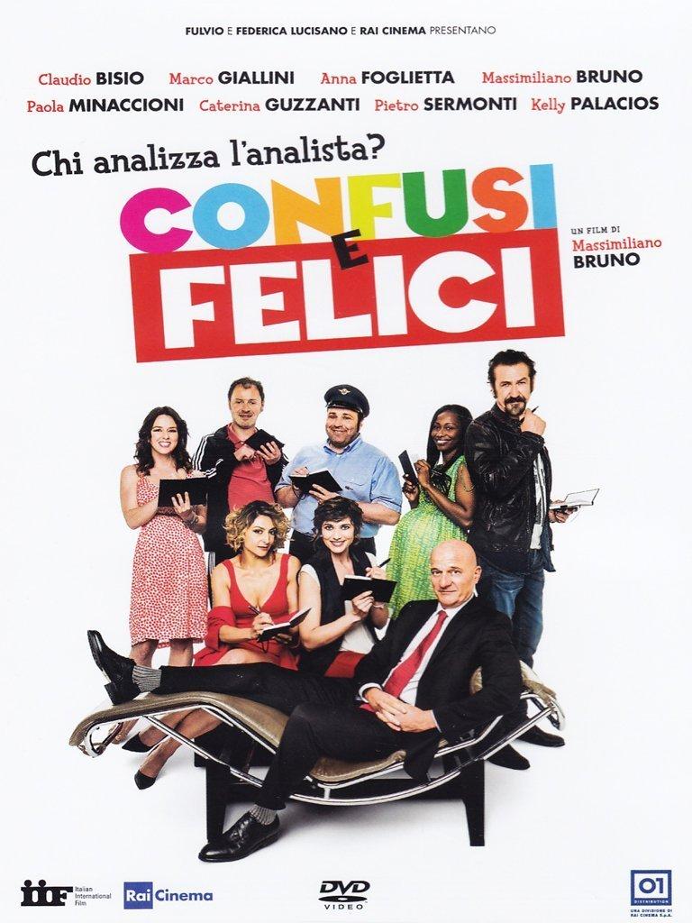 CONFUSI E FELICI (DVD)