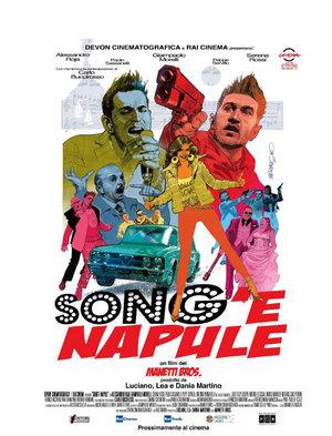 SONG 'E NAPULE (DVD)