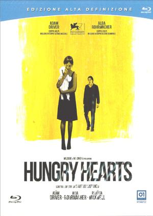 HUNGRY HEARTS (BLU RAY)