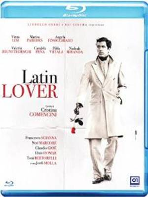 LATIN LOVER (BLU RAY)