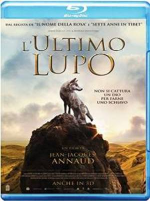 L'ULTIMO LUPO (BLU RAY)