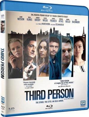 THIRD PERSON (BLU RAY)