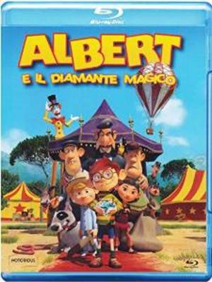 ALBERT E IL DIAMANTE MAGICO (BLU RAY)