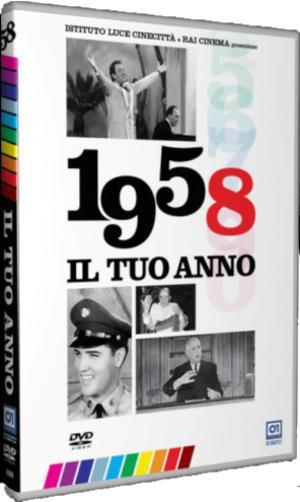 IL TUO ANNO 1958 (DVD)
