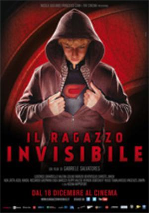 COF.IL RAGAZZO INVISIBILE (SE) (DVD+T-SHIRT+ADESIVO) (DVD)