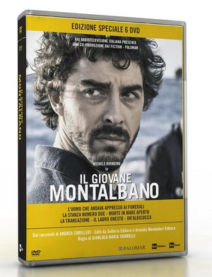 COF.IL GIOVANE MONTALBANO - STAGIONE 02 (6 DVD) (DVD)