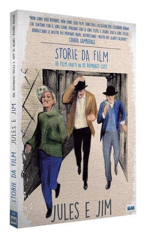 JULES E JIM (LTD STORIE DA FILM COVER NINE ANTICO) (DVD)