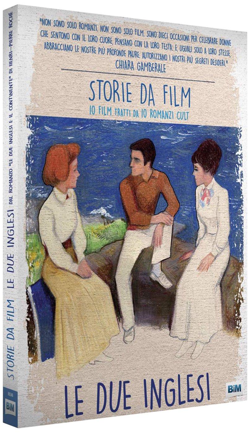 LE DUE INGLESI (LTD STORIE DA FILM COVER NINE ANTICO) (DVD)