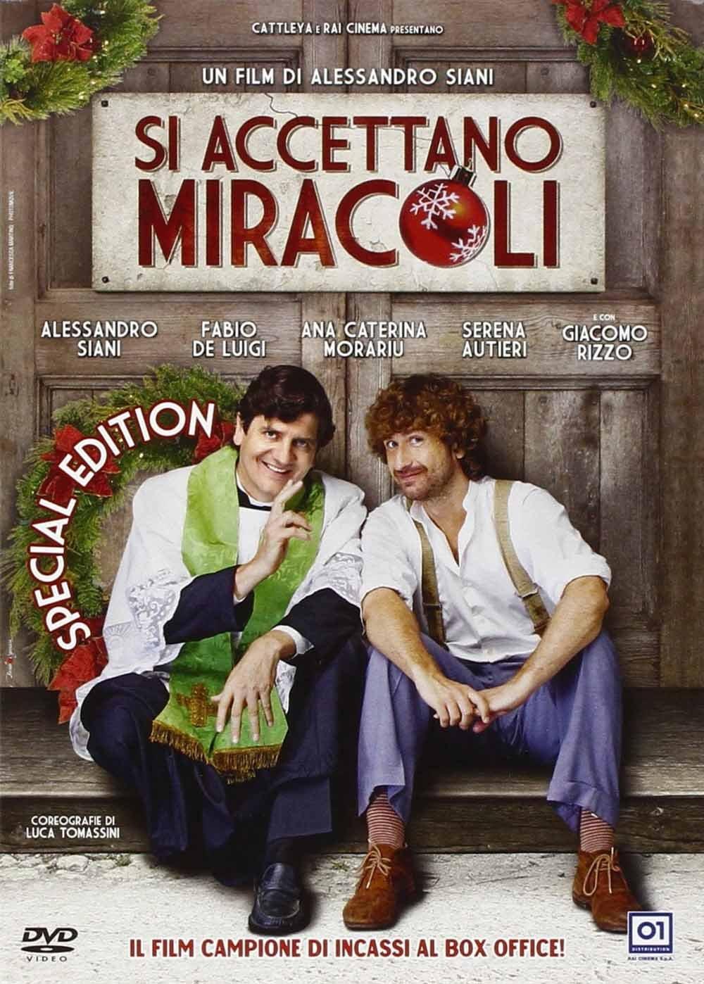 SI ACCETTANO MIRACOLI SPECIAL EDITION (DVD)
