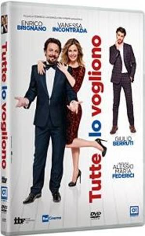 TUTTE LO VOGLIONO (DVD)