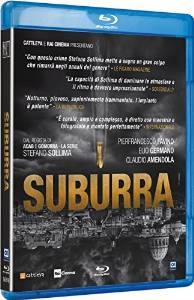 SUBURRA LIMITED EDITION (BLU RAY)