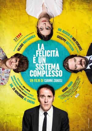 LA FELICITA' E' UN SISTEMA COMPLESSO (DVD)
