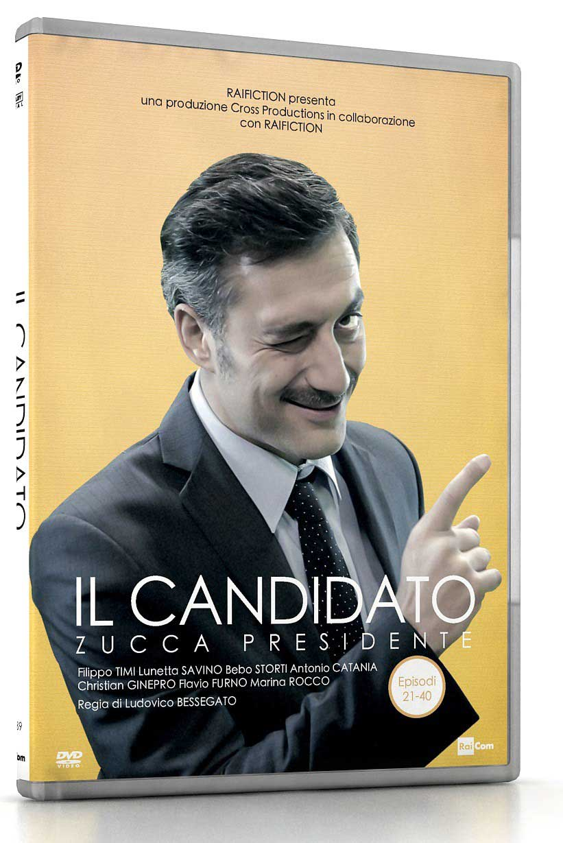 IL CANDIDATO #02 (EPS 21-40) (DVD)