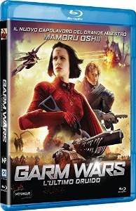 GARM WARS: L'ULTIMO DRUIDO (BLU RAY)
