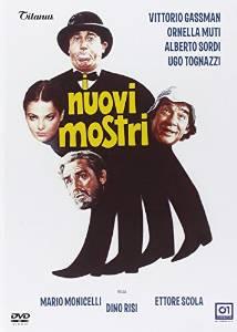 SORDI - I NUOVI MOSTRI (DVD)