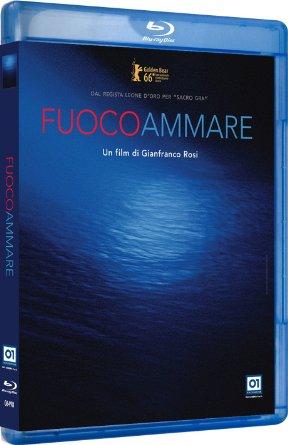 FUOCOAMMARE (BLU RAY)