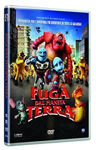 FUGA DAL PIANETA TERRA (DVD)