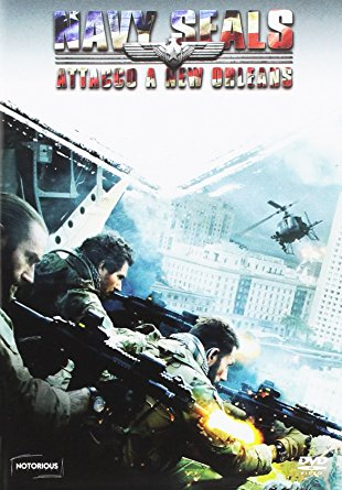 NAVY SEALS - ATTACCO A NEW ORLEANS (DVD)