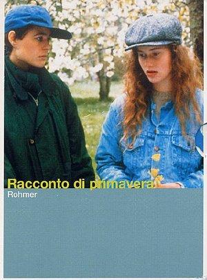 RACCONTO DI PRIMAVERA (DVD)
