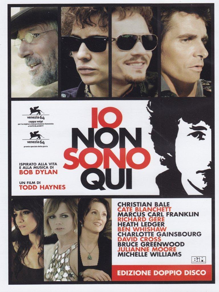 IO NON SONO QUI (DVD)