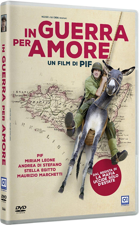 IN GUERRA PER AMORE (DVD)
