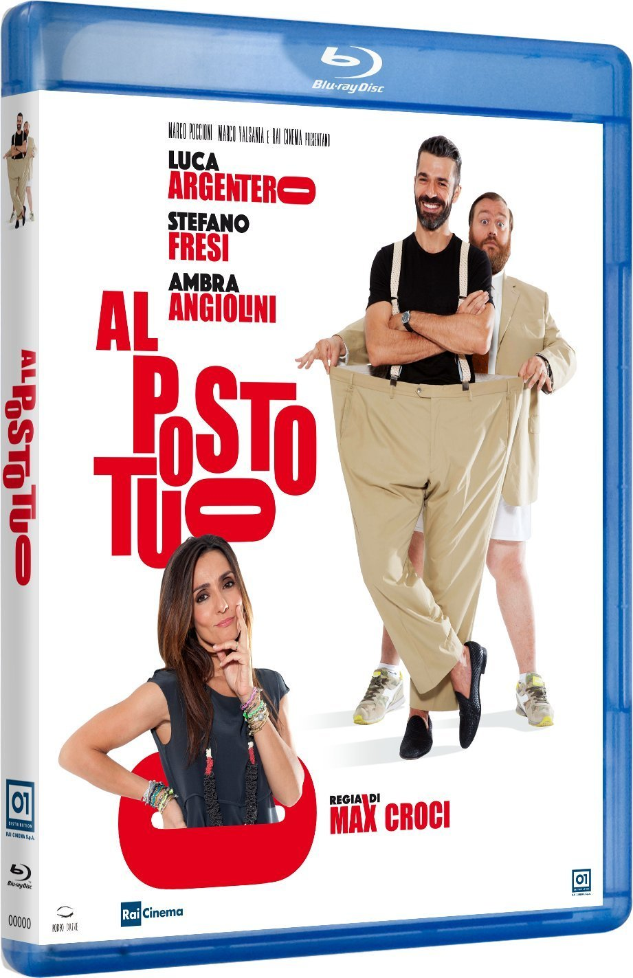 AL POSTO TUO - BLU RAY