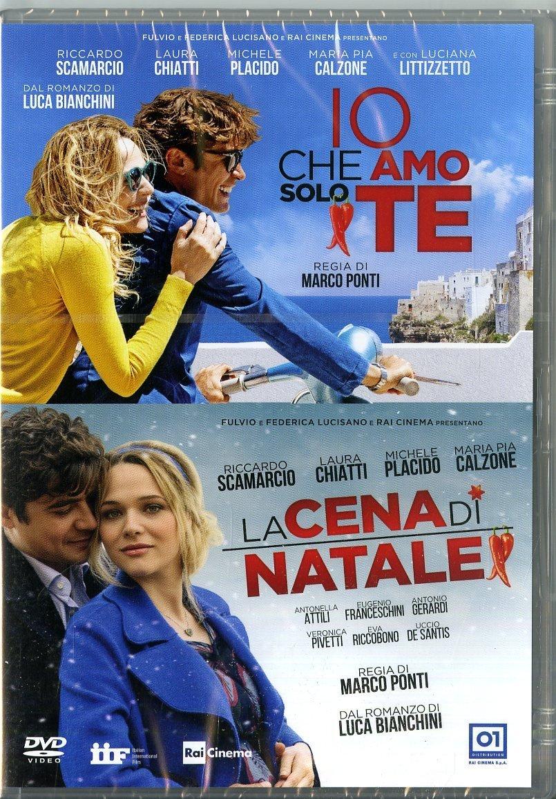 COF.LA CENA DI NATALE / IO CHE AMO SOLO TE (2 DVD) (DVD)