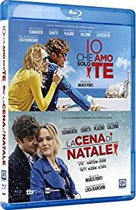 COF.LA CENA DI NATALE / IO CHE AMO SOLO TE (2 BLU-RAY)