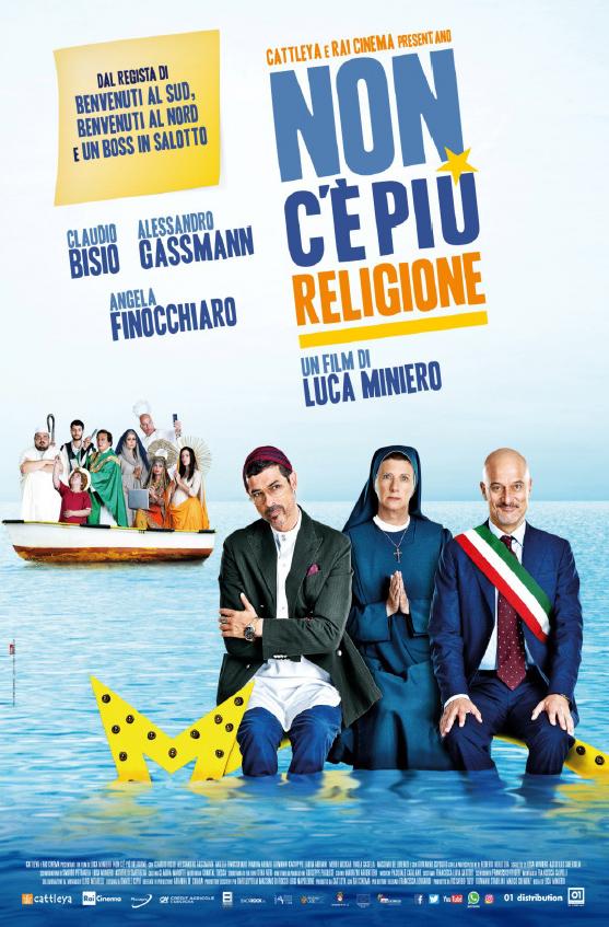 NON C'E' PIU' RELIGIONE (DVD)