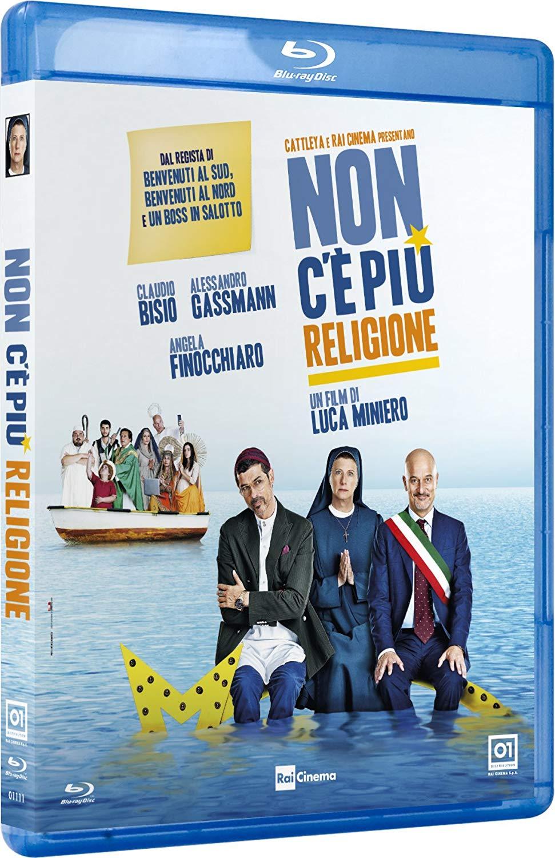 NON C'E' PIU' RELIGIONE - BLU RAY