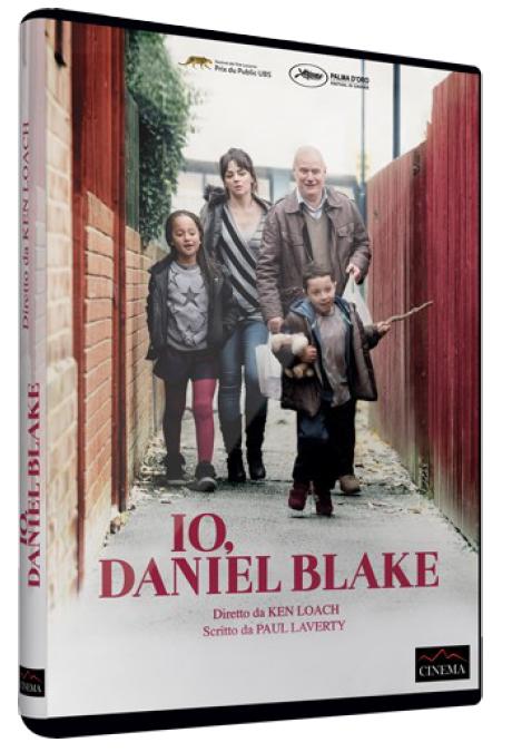 IO DANIEL BLAKE (DVD)