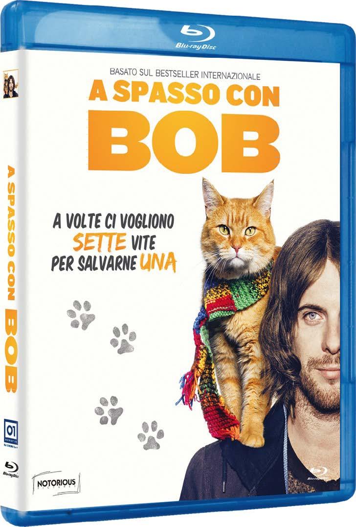 A SPASSO CON BOB - BLU RAY