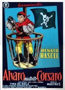 ALVARO PIUTTOSTO CORSARO (DVD)