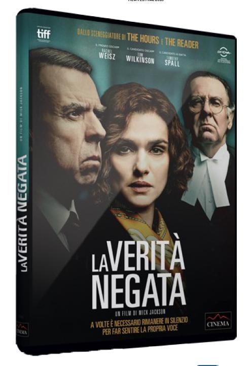 LA VERITA' NEGATA (DVD)