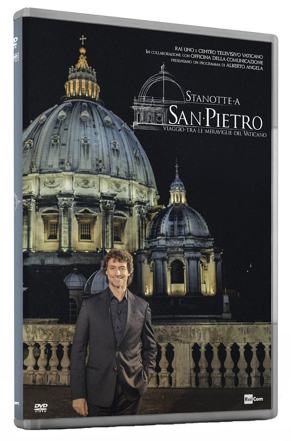 STANOTTE A SAN PIETRO (DVD)