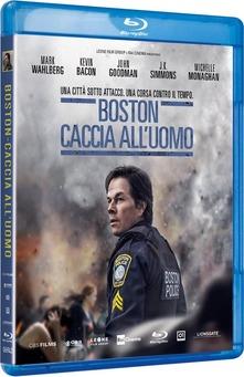 BOSTON - CACCIA ALL'UOMO - BLU RAY - VERSIONE NOLEGGIO