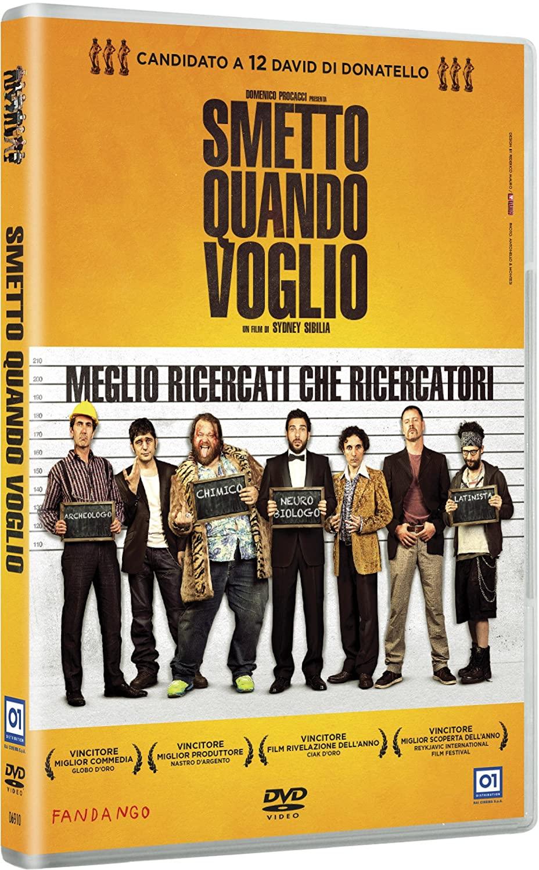 SMETTO QUANDO VOGLIO (NUOVA EDIZIONE) (DVD)