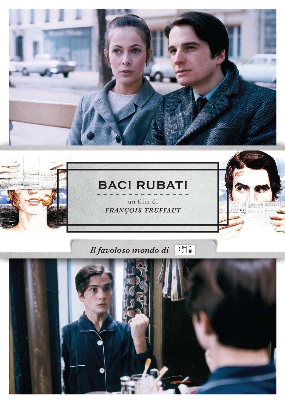 BACI RUBATI (NUOVA EDIZIONE) (DVD)