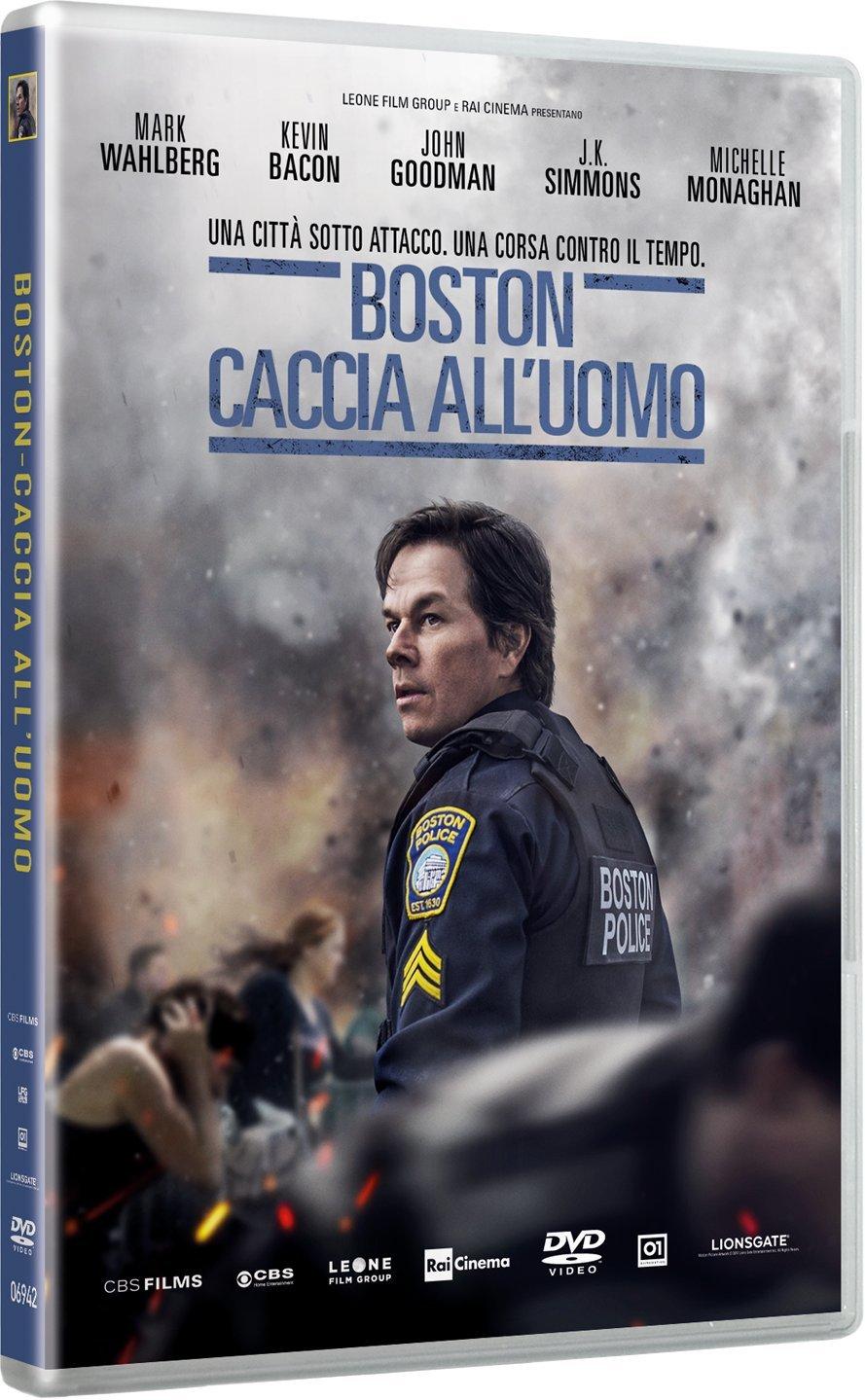BOSTON - CACCIA ALL'UOMO (DVD)