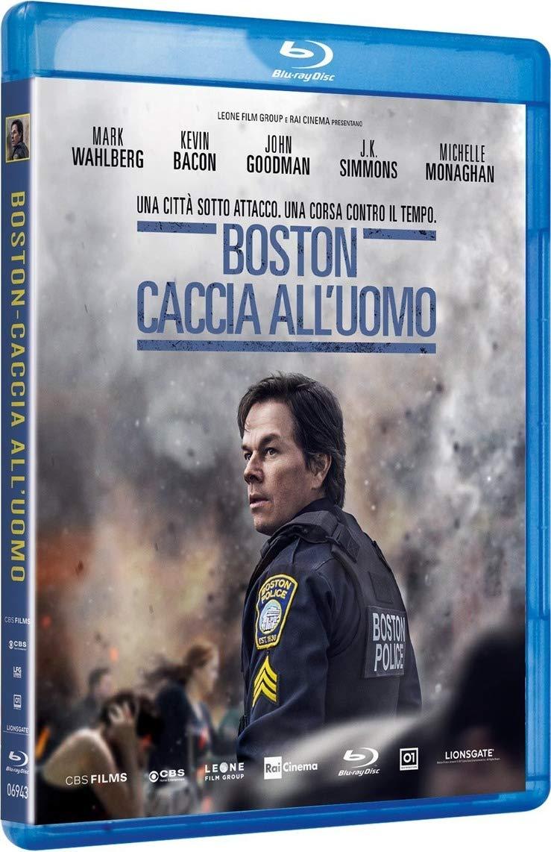 BOSTON - CACCIA ALL'UOMO - BLU RAY