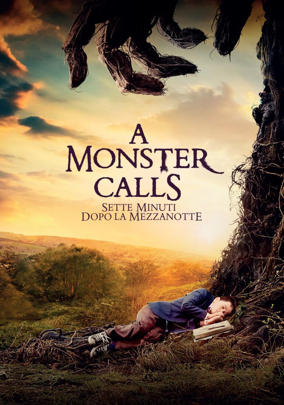 A MONSTERS CALLS-SETTE MINUTI DOPO LA MEZZANOTTE (DVD)