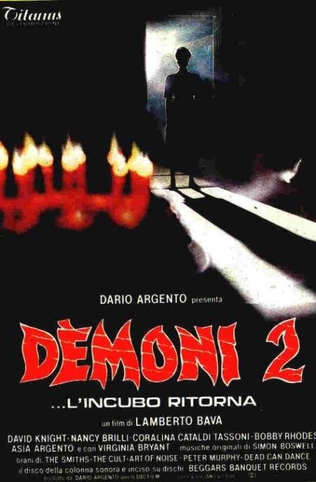 DEMONI 2 - L'INCUBO RITORNA (DVD)